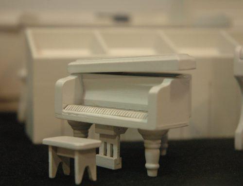 Minyatür Obje ve Malzemeler